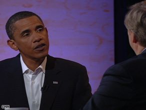 Obama at Saddleback Forum