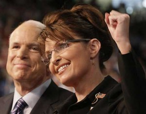 Vice Presidential Candidate Sarah Palin