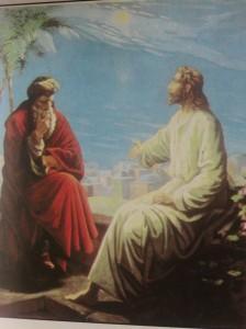 Jesus Reminds Nicodemus that Men Hate the Light