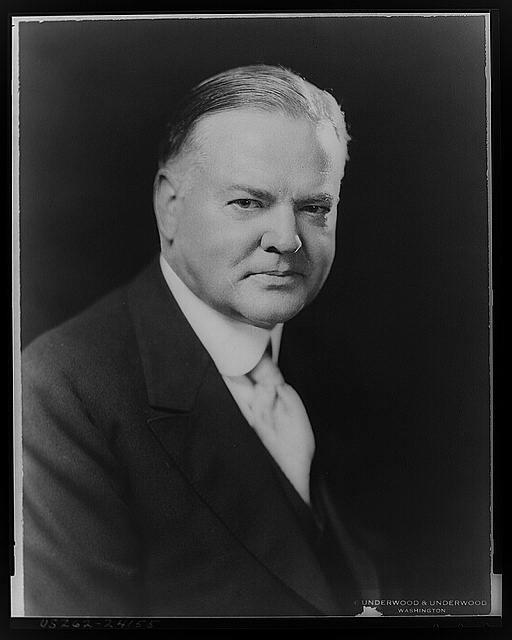 Herbert Hoover & the Great Depression