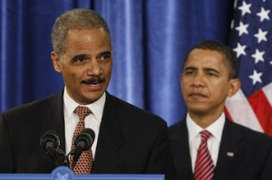 Eric Holder--Top Law Enforcement Official in the Nation?