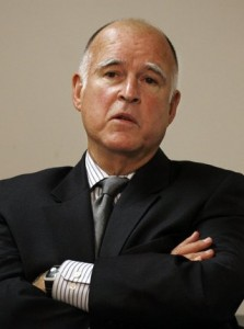 CA Attorney General Jerry Brown