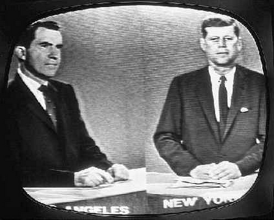 TV Played a Major Role in Creating an Image in 1960
