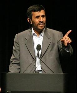 Iranian Leader-Fanatic Mahmoud Ahmadinejad