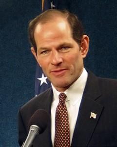 Former NY Gov. Spitzer