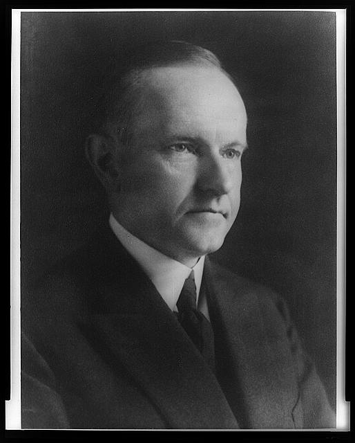 Coolidge: Man of Few Words, but Words That Are Worth Hearing