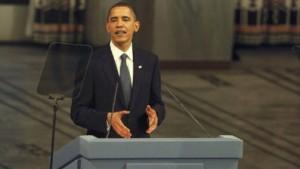 Obama in Oslo