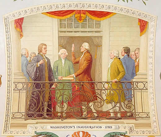 George Washington Famous Quotes During American Revolution: George Washington, The Presidency, & Character :Pondering