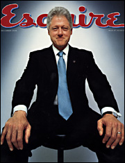 Bill Clinton-Esquire