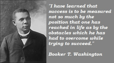 book education and industrial education of booker t washington in his autobiography up from slavery Booker t up from slavery an autobiography his leadership in education as well as his talents as a author's full list of books: washington, booker t.