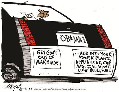 Govt Out