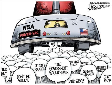 NSA Power Vac