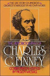 Charles Finney Autobiography