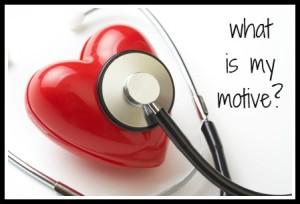 Motive of the Heart