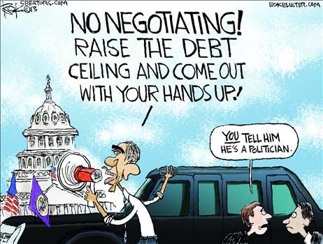 No Negotiating