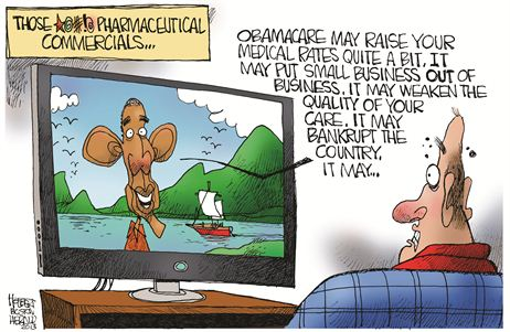 Obamacare Commercial