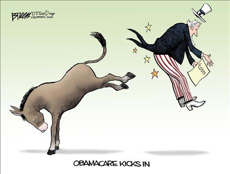 Obamacare Kicks In