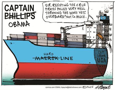 Capt. Obama