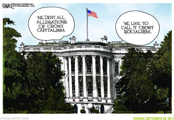 Crony Socialism