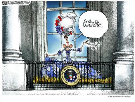 Eat Obamacare