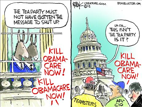 Isn't the Tea Party