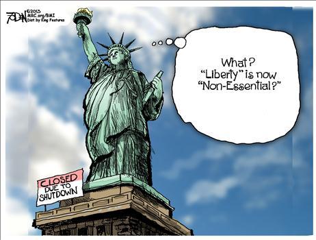 Liberty Non-Essential