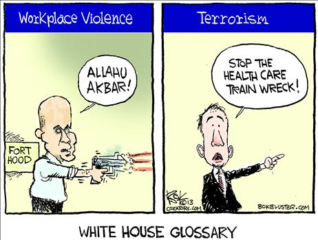 White House Glossary