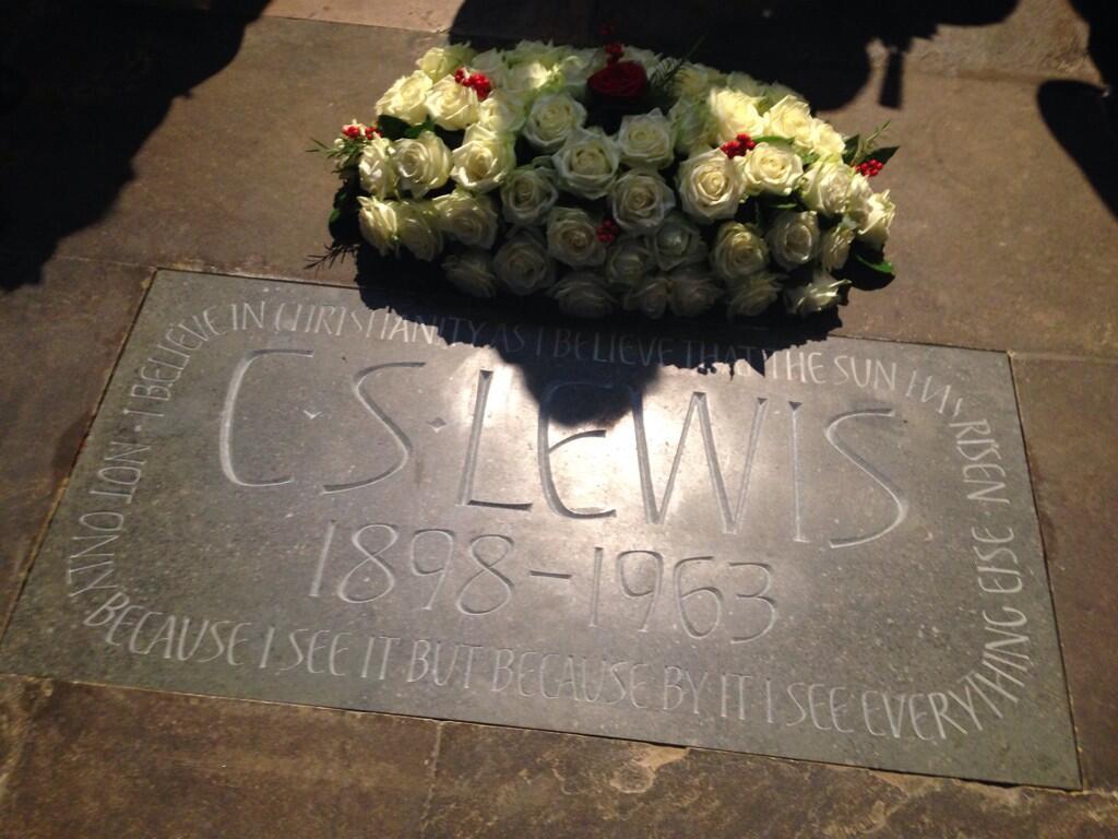 C. S. Lewis Memorial
