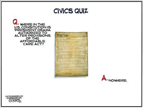 Civics Quiz