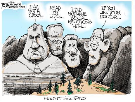 Mt. Stupid