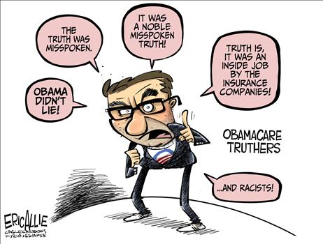 Obamacare Truthers