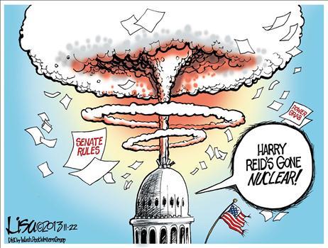 Reid's Gone Nuclear