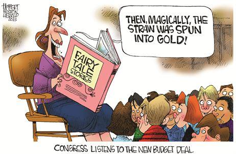 New Budget Deal