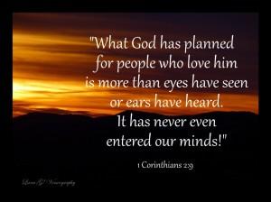 I Cor. 2-9