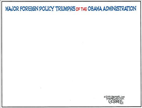 Foreign Policy Triumphs