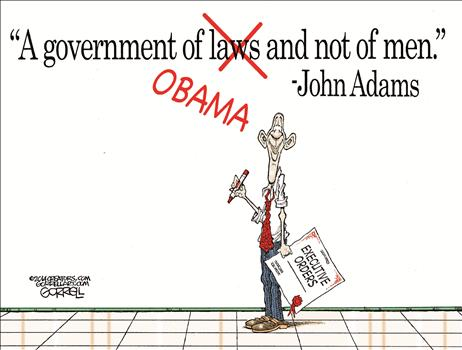 Govt of Obama