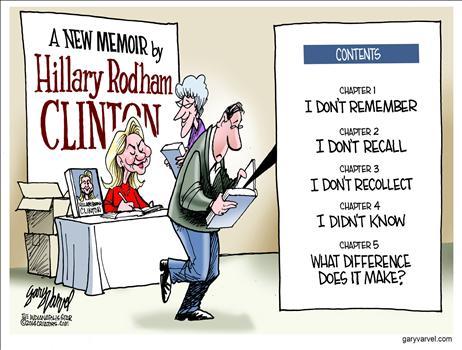 Hillary Memoir