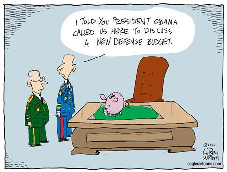 New Defense Budget