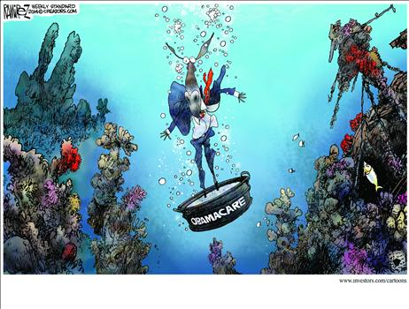 Dems Sinking