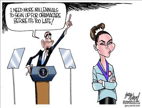 More Millennials