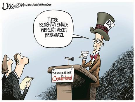 Benghazi E-mails