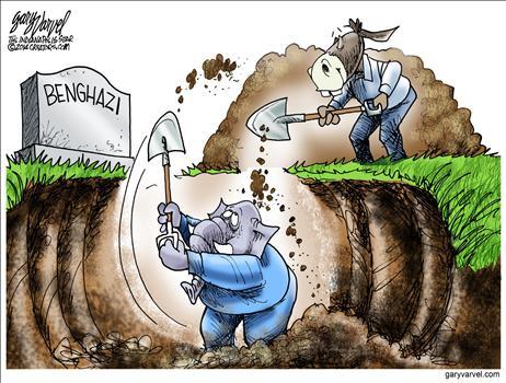 Benghazi Grave