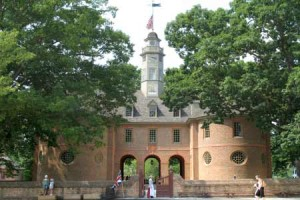 Colonial Williamsburg--Capitol