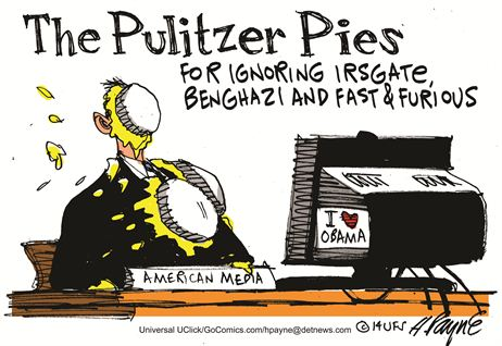 Pulitzer Pies