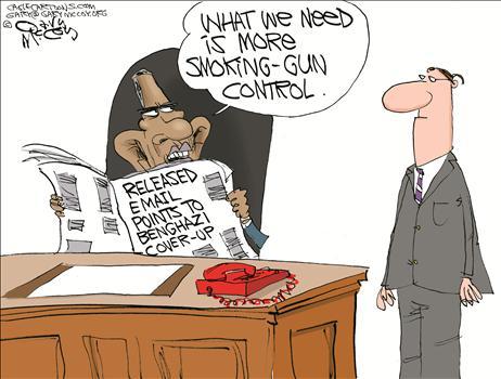 Smoking-Gun Control