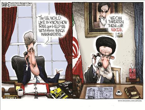 Iran Can Help