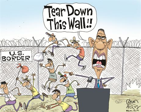 Tear Down This Wall