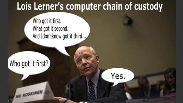 Lois Lerner's Computer