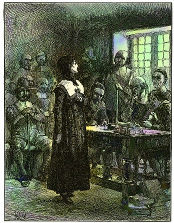Anne Hutchinson's Trial