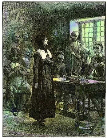 Anne Hutchinson's Trial